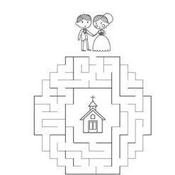 Underholdning af børn til bryllup