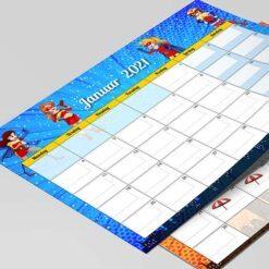 Kalender til børn