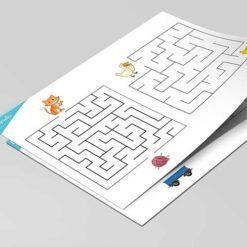 Labyrinter til print