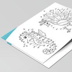 Prik til prik - opgaver til print